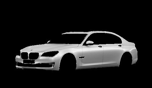 Цвета кузова ActiveHybrid 7 (F04)