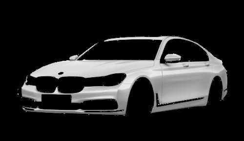 Цвета кузова 7 Series (G11)