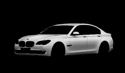 Цвета кузова 7 Series (F01)